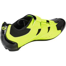 Giro Techne Miehet kengät , keltainen/musta